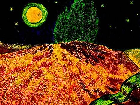 Night Sentinels by Kent Whitaker