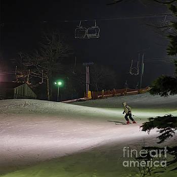 Lois Bryan - Night Skiing