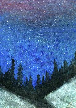 Night Stars by R Kyllo