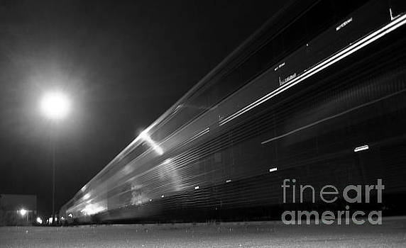 Night Train by James B Toy