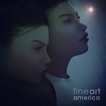 Night Twins by Barbara Milton