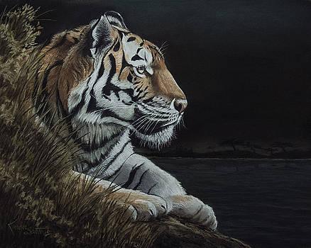 Night Watch by Artist Karen Barton