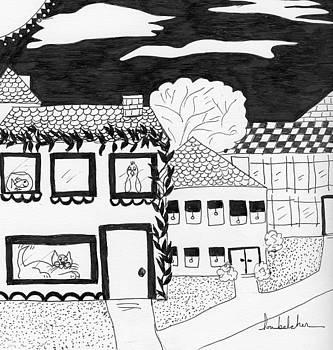 Night Watch by Lou Belcher