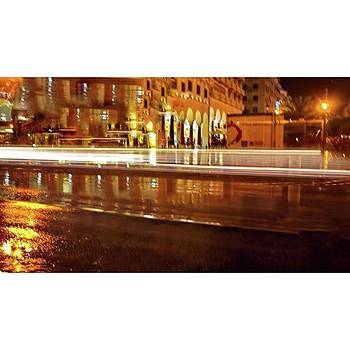 Night Wet Speed #night #cityscape by Emmanuel Varnas