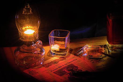 Night Work by Mark Dunton
