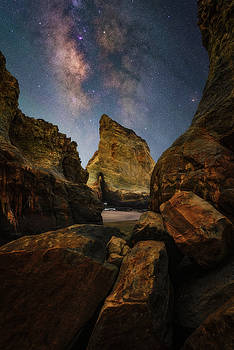 Nightfall on Kiwanda by Darren White