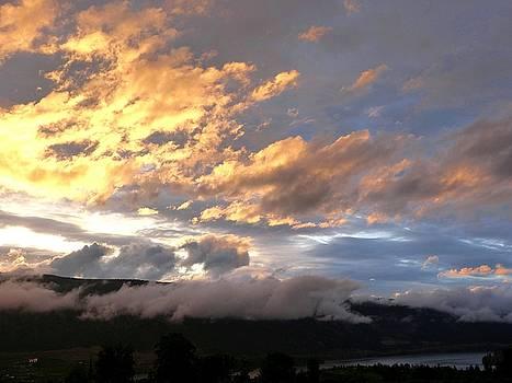 Nightfall Splendor 1 by Will Borden
