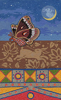 Nightime - Tipiskaw, Cree by Chholing Taha