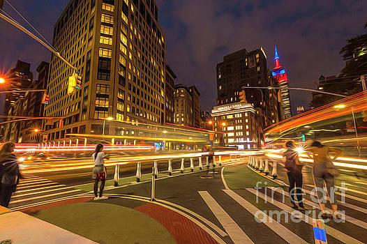 Roman Gomez - Nightimne New York