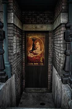 Nightlife Behind Secret Doors by Luis Rosario
