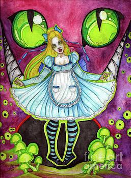 Nightmare by Coriander Shea