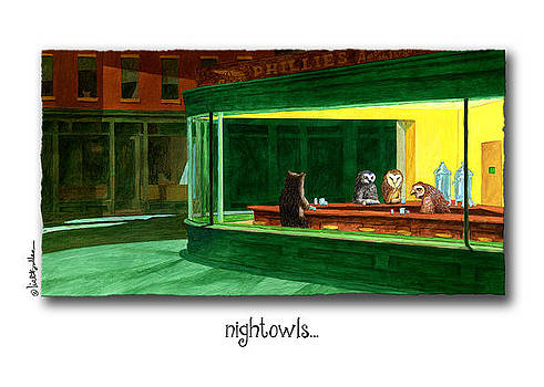 Will Bullas - nightowls...