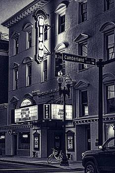 Sharon Popek - Nights at the Bijou