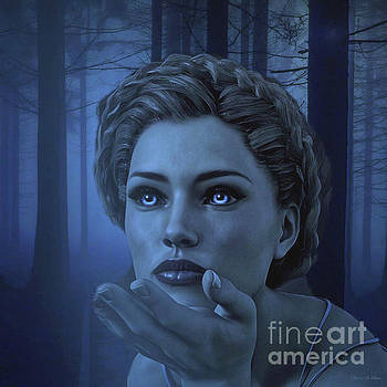 Night  Kiss by Barbara Milton