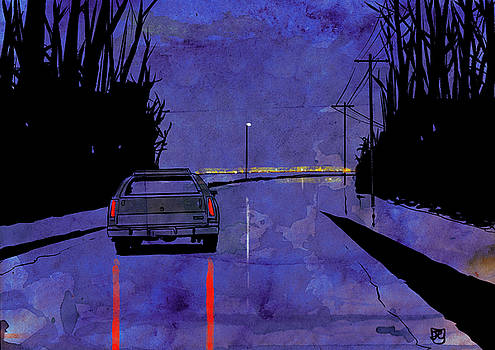 Nightscape 02 by Giuseppe Cristiano