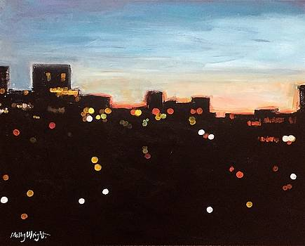 Nightscape by Molly Wright