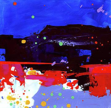 Nightscape#1 by Jane Davies