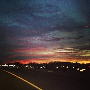 #nightsky #sunset #beauty #delaware by Crystal Hammond