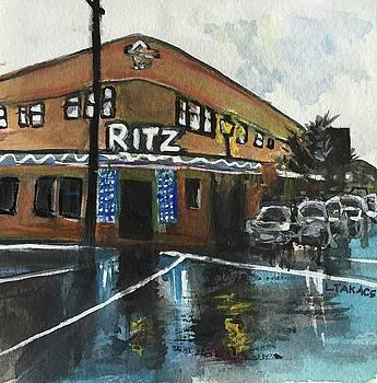 Nighttime Ritz by Lynn Takacs