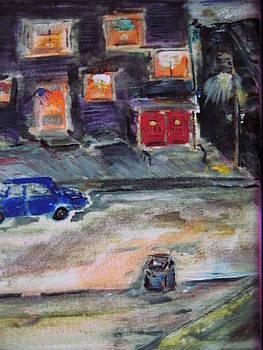 Nighttime silence by Bob Smith