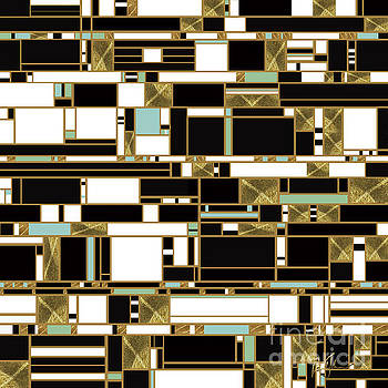 Nightview II by Pamela Johnson Design