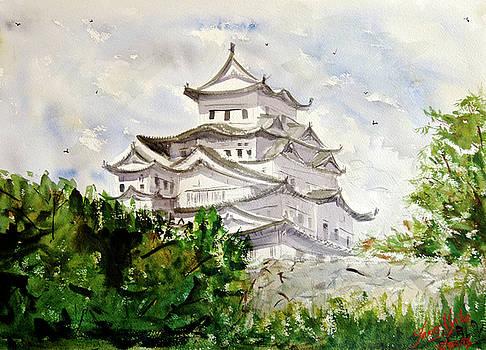 Nijo-jo Castle, Kyoto by James Nyika