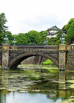 Robert Meyers-Lussier - Nijubashi Bridge Study 3