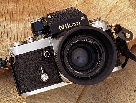 Nikon F2 by Lonnie Paulson