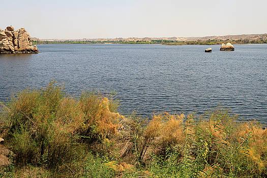 Nile  by Silvia Bruno