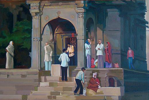 Nilkantheshwar by Sangeeta Takalkar