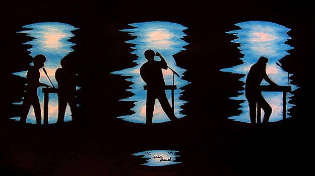 NIN Live by Eric Hausel