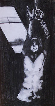 NIN - sketch by Donovan Hubbard