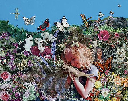 Nina Found a Fairy by Stanza Widen