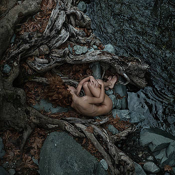 Nina In The Roots by Anka Zhuravleva