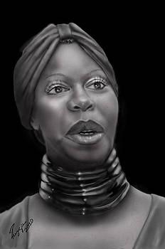 Nina Simone-Revolution by Reggie Duffie