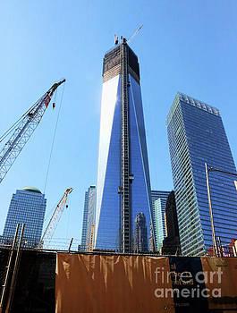 Chuck Kuhn - Nine Eleven 2012 WTC