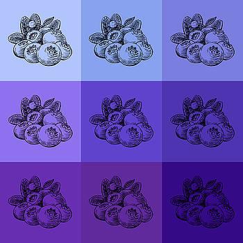 Irina Sztukowski - Nine Shades Of Blueberries
