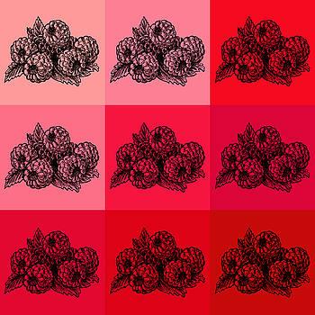 Irina Sztukowski - Nine Shades Of Raspberries