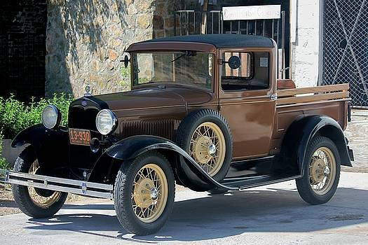 Nineteen Thirty Model A by Douglas Miller