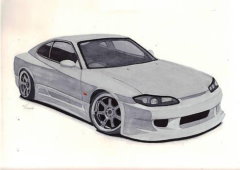 Nissan S15 by Alfredo Meledez