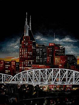 Nite in Nashville by Vickie Warner