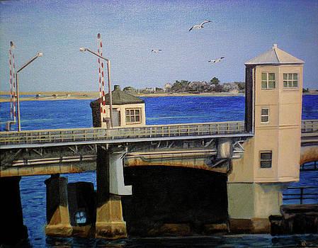 NJ bridge by Thomas Lenz