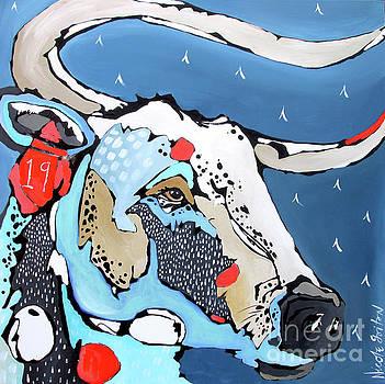 No. 19 Longhorn by Nicole Gaitan