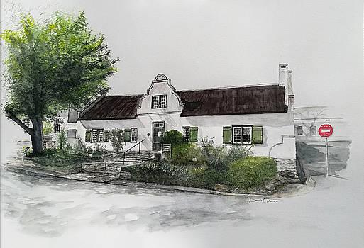 No 22 Church Street Tulbagh by Dawid Theron