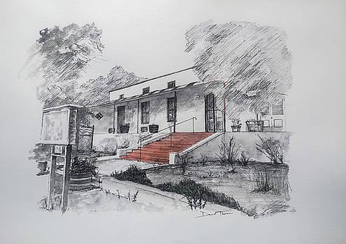 No 4 Church Street Tulbagh by Dawid Theron