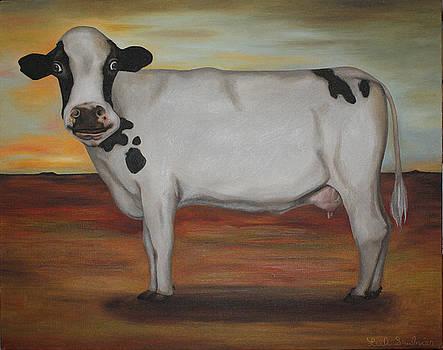 Leah Saulnier The Painting Maniac - No Bull