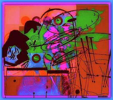 No End To The Wild Jam by Tony Adamo