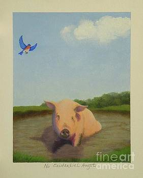 No Existential Angst by Phyllis Andrews