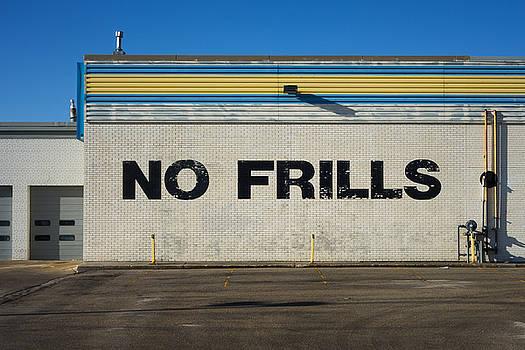 Bryan Scott - No Frlls