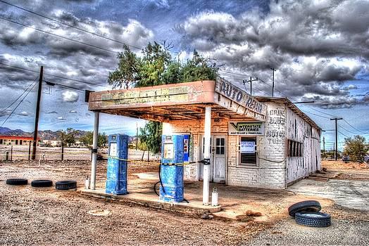 No Gas Today by John Johnson